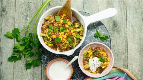 One-pot-quinoa Rezept