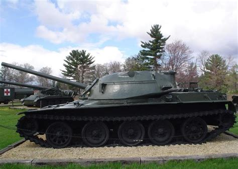 T95 Medium Tank