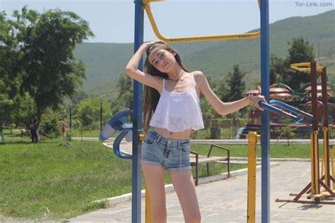 Silver Moon Nino Denim Shorts 1 X Teenmodels