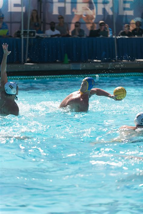 Stagnating Offense Inconsistency Impairs Mens Water Polo