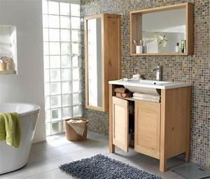Meuble Salle De Bain Castorama : choisir des meubles de salle de bains castorama ~ Melissatoandfro.com Idées de Décoration