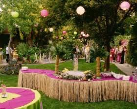 hawaiian wedding hawaiian decorations