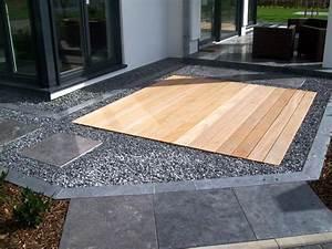Terrasse Holz Stein : gestaltung mit holz g rten von eckhardt gmbh co kg ~ Watch28wear.com Haus und Dekorationen