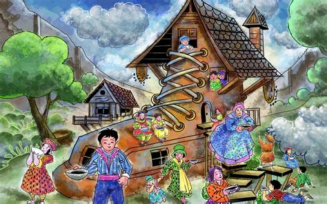 fairy tales wallpaper  wallpoper