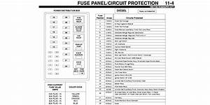 Ford Wiring   2000 Ford F450 Fuse Box Diagram