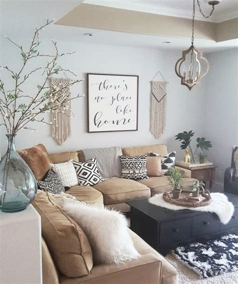 You can print at home, at your local print shop, or upload the files to an. How to Create a Boho Look in Your Home - The Design Twins ...