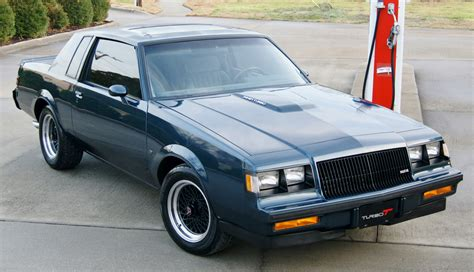 Buick Turbo T fs ft 1987 buick regal turbo t type 59k mild