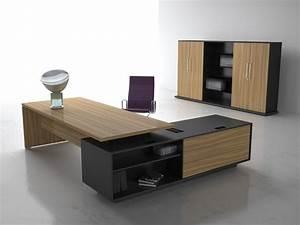 Contemporary office desk color the idea of contemporary for Contemporary home office desk