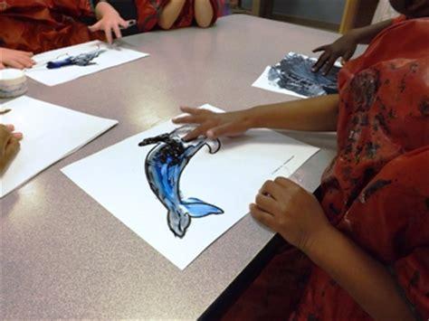 ocean animals  ways science language math  art