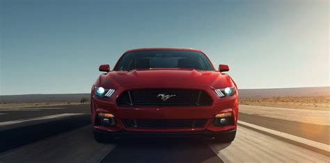 Generation 6 Mustang by 6th Generation 2015 Ford Mustang Coupe