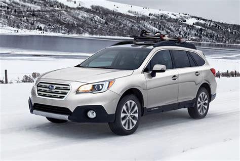 Subaru Outback 0-60 Times
