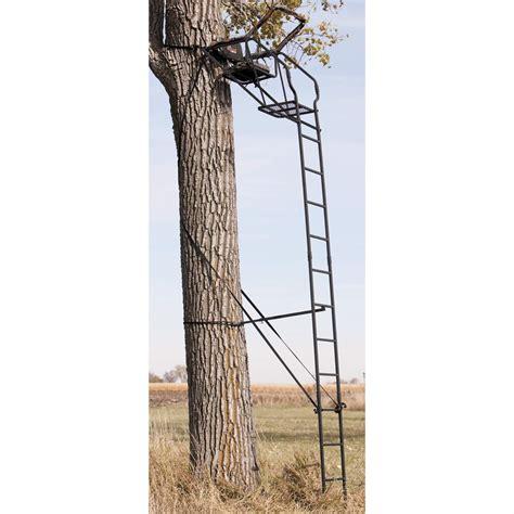big game 174 titan xt ladder tree stand 203939 ladder