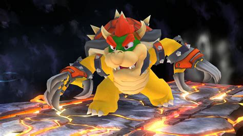 bowser mario strikers charged  recolors super