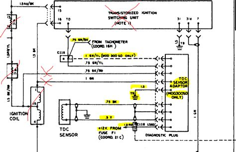 Tach Wire Diagram by Tach Wiring Peachparts Mercedes Forum