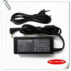 New 65w Power Supply Cord For Acer Aspire One 532h D150