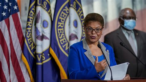 Biden VP Contender Rep. Karen Bass on the Use of Federal ...