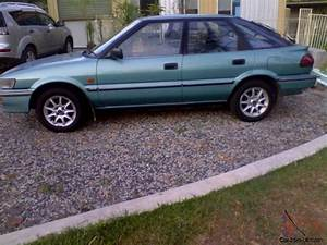 Toyota Corolla Csi Seca 1994 5d Liftback 5 Sp Manual 1 6l Electronic In Woodford  Qld