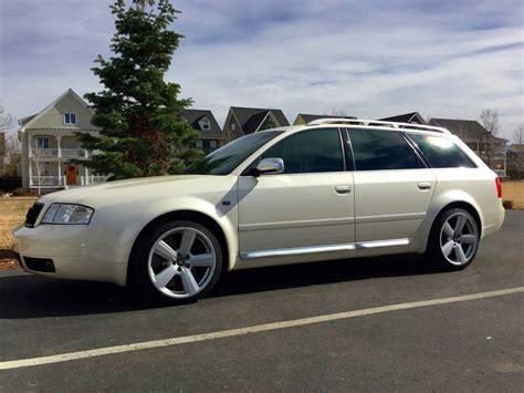 2002 Audi S6 Avant 6 Speed German Cars For Sale Blog
