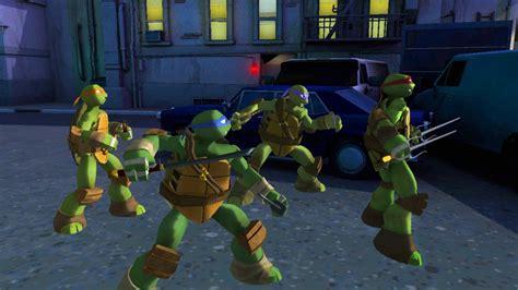 New Teenage Mutant Ninja Turtles Game Coming In October