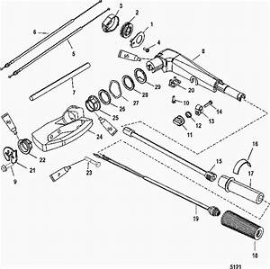 Need Throttle    Shift Cable Routing For 1992 Mercury 2 Cyl