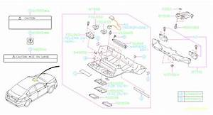 2016 Subaru Outback Lane Departure System Camera  Eyesight
