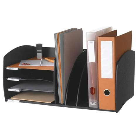 module de rangement bureau desktop organizer in file and mail organizers
