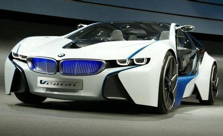Bmw Electric Sports Car by Bmw Electric Sports Car My Car