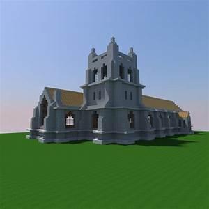All Saints Church Minecraft Project