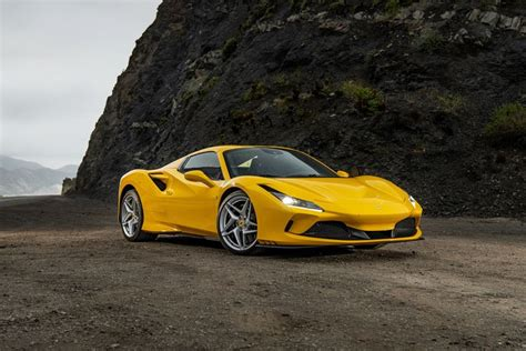 Maybe it's because every new ferrari debuts in a scorching coat of red paint, or, maybe it is ferrari's recent transition to gentle visual redesigns of its products that makes the new f8. 2020 F8 Spider in 2020   Ferrari, Black rims, Luxury suv