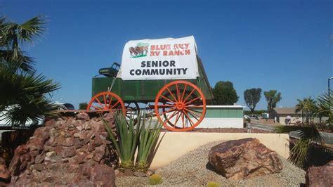 Home Decor Yuma Az : Blue Sky Ranch Rv Park