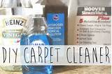 Vinegar In Carpet Steam Cleaner