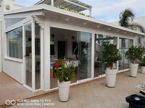 chiusure verande chiusure porticato con vetrate scorrevoli veranda