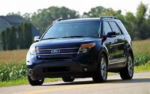 2012 Ford Explorer Reviews