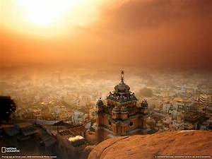 Rock Fort Picture, India Wallpaper