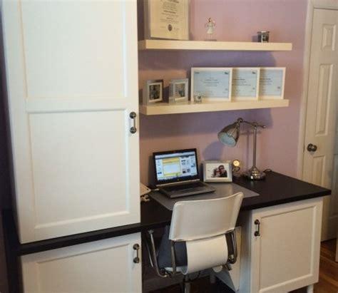 besta bureau bureau stuva avec portes besta plateau linnmon