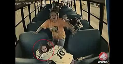 When This Bus Driver Missed Her Turn, The Students Got