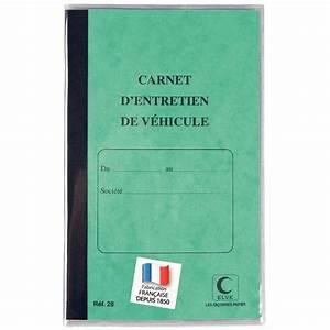 Carnet D Entretien Volkswagen : carnet d 39 entretien du vehicule lebon vernay vente de carnet imprim la centrale du bureau ~ Gottalentnigeria.com Avis de Voitures