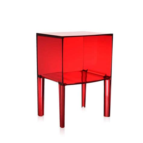 Retrouvez une sélection de meubles design pour donne une touche tendance à votre intérieur ! Meuble De Rangement Small Ghost Buster   Kartell - Silvera Eshop