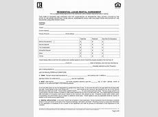 Template Landlord Inventory Template
