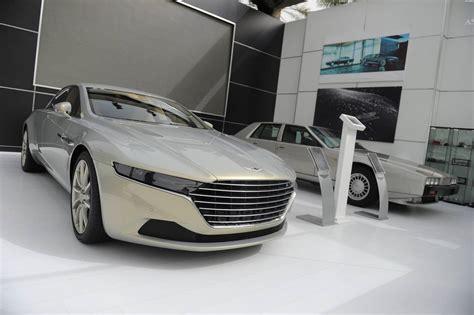 Aston Martin Lagonda Taraf Goes Public In Kuwait Gtspirit