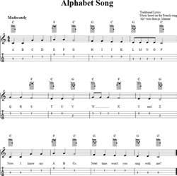 Easy Ukulele Song Chords