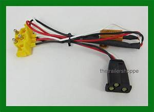 3 Wire Pigtail Led Turn Signal Load Resistor Equalizer
