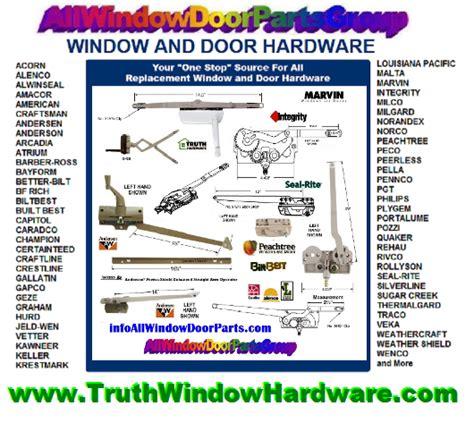 door  window replacement hardware repair parts kansas biltbest window parts