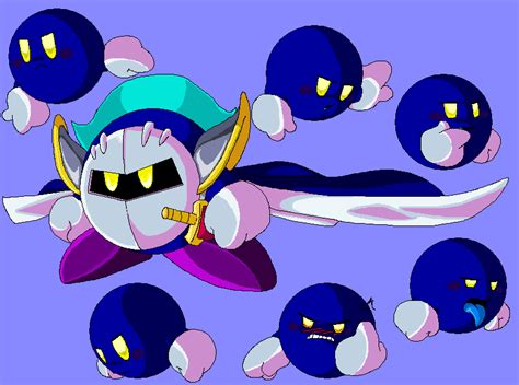 Kirby Planet Robobot Wallpaper Metaknight Chart By Purplerage9205 On Deviantart