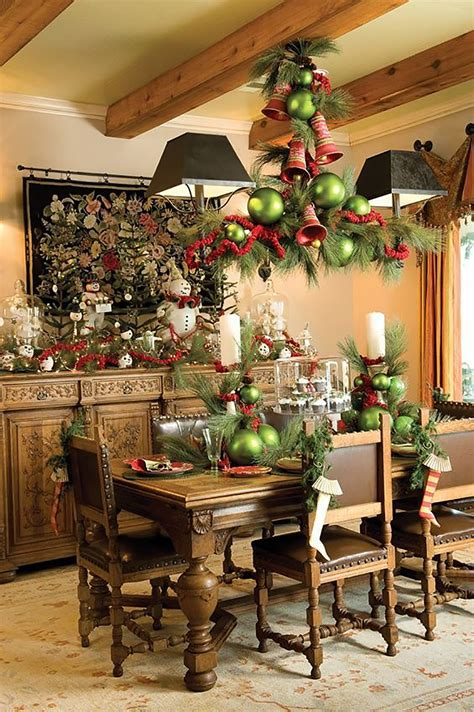 christmas dining room decorations ideas  inspire