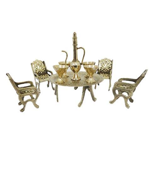 Ehandicrafts Glossy Brass Showpiece Home Decor Buy E
