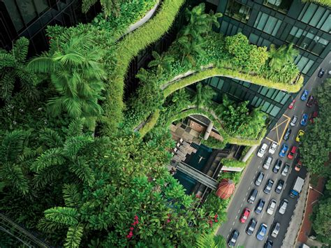 How Singapore Takes Inventive Approaches Urban Issues