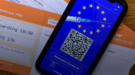 Kindly check your details again. EU-Einigung erzielt: Europaweites Impfzertifikat kommt - ZDFheute