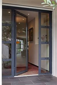 17 meilleures idees a propos de portes d39entree sur With porte de garage et porte interieure contemporaine italienne