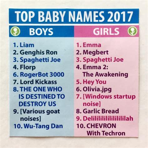 best names top baby names 2017